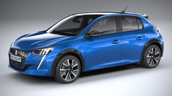 Peugeot 208 / Automatic